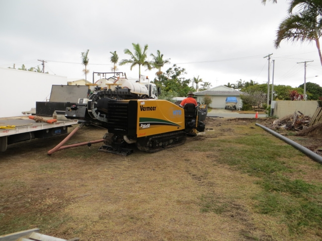 Horizontal Directional Drilling Sewer utilities