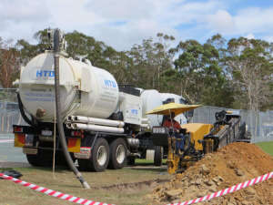 horizontal directional drilling Queensland
